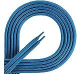 Ladeheid Lacets de qualité en 100% polyester LAKO1001 (bleu14, 70cm)