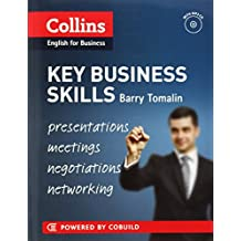 Collins Key Business Skills (Paperback and CD) (Collins Business Skills and Communication) by Barry Tomalin (6-Dec-2012) Paperback