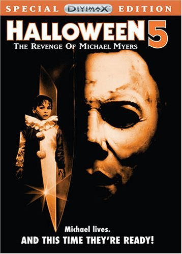 (Halloween 5: The Revenge of Michael Myers (DiviMax Edition) by Donald Pleasence)