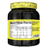 Creatin Monohydrat Pulver (100% pures Kreatin) der Profisport Marke FSA Nutrition, 'Ultrapure Creatine Monohydrate' steigert Leistungsfähigkeit bei Kraftsport und Bodybuilding, vegan und geschmacksneutral, 500g - 4