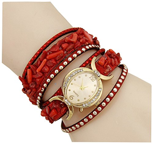 AELO-Multiband-Red-Bracelet-Watch-For-Girls-WWW1049