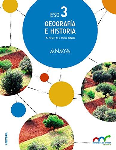 Geografía e Historia 3. (Aprender es crecer en conexión) - 9788467852325