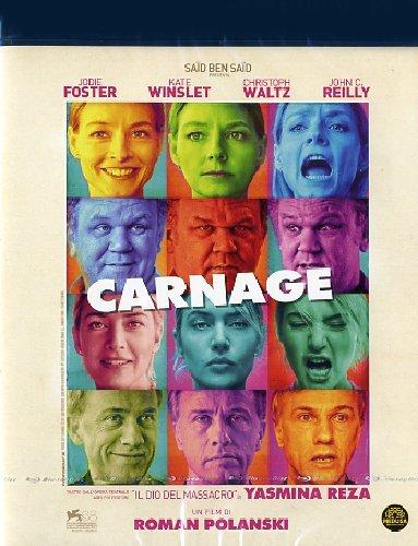 Preisvergleich Produktbild Carnage [Blu-ray] [IT Import]