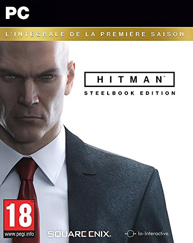 HITMAN : THE COMPLETE FIRST SEASON  PC IMPORTACION FRANCESA