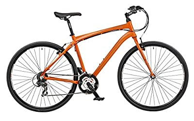 Claud Butler Urban 200 Gents Orange Urban Bike