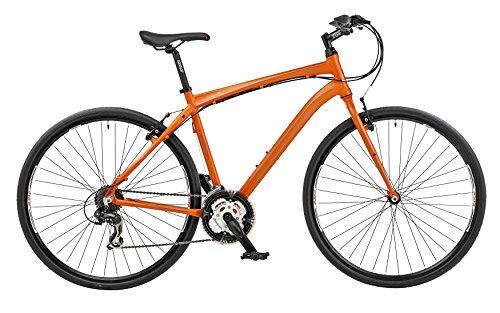 Claud Butler Urban 200 Gents 18 Inch Orange Urban Bike