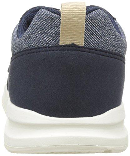 Le Coq Sportif Unisex-Kinder Lcs R600 Gs 2 Tones Sneakers Blau (Dress Blue/Sésame)