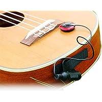 Universal multi propósito de pastillas de guitarra, electrónica y pastillas para (guitarra, ukelele, varios instrumentos acústicos como en el caso de la guitarra, violín, mandolina, etc.)