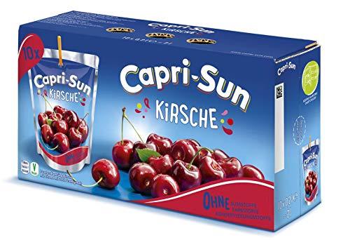 Capri-Sun Kirsche, 4 x 10 x 200 ml