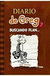 Descargar gratis Diario de Greg 7: Buscando plan en .epub, .pdf o .mobi