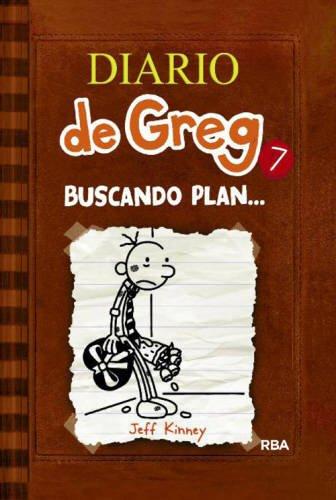 Diario de Greg 7: Buscando plan por JEFF KINNEY