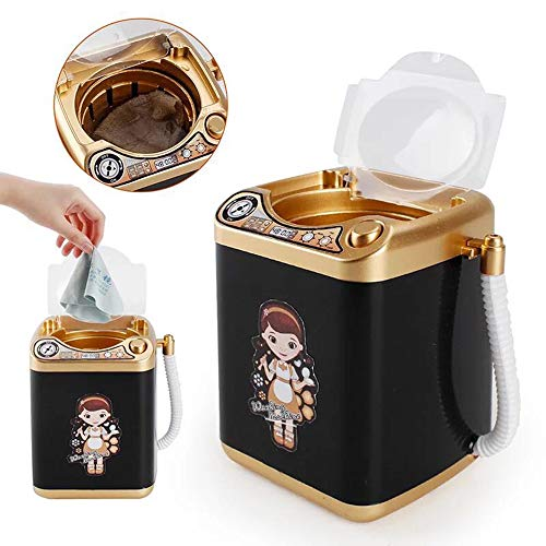 Ao Tuo Mini Waschmaschine automatische Make-up Pinselreiniger trocknet Tiefenreinigung für Pinsel - Alten Make-up