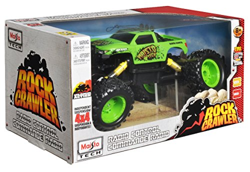 Maisto RC Rock Crawler - 5