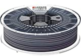 Formfutura 285EABS-GREY-0750 3D Printer Filament, ABS, Grau