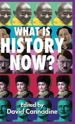 What Is History Now? (2002-12-01)