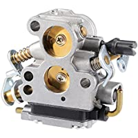 sourcing map Carburetor Carb for Zama Husqvarna 235 235E 236 236E 240 240E Chainsaw Se Adapta