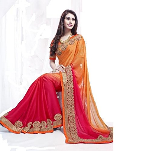Sarees (Women's Clothing Saree For Women Latest Design Wear Sarees Collection in...