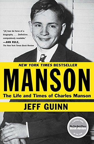 Manson: The Life and Times of Charles Manson (English Edition)