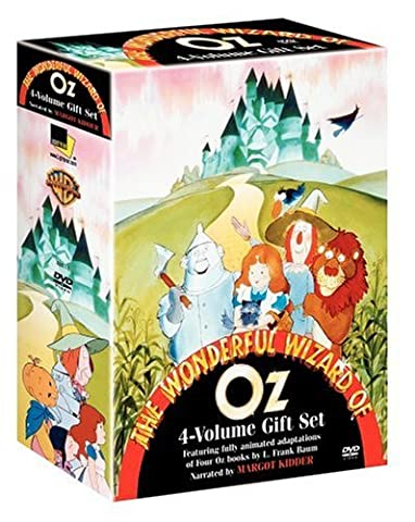 Wizard of Oz Animation Collection [Import USA Zone 1]