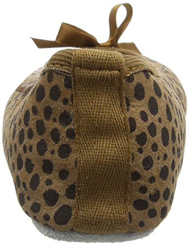 Shepherd Saga, Pantofole Donna Brown (Leopard 43)
