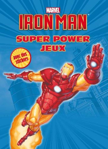 Download Iron Man Super Power Jeux Avec Des Stickers Pdf