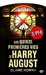 Les quinze premières vies d'Harry August par Webb