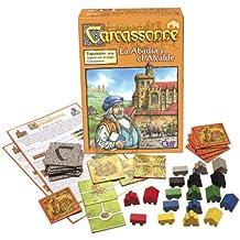 Devir - Carcassonne La Abadía y el Alcalde, juego de mesa (BGABA)
