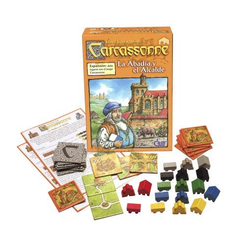 Comprar juego de mesa: Devir - Carcassonne La Abadía y el Alcalde, Juego de Mesa (BGABA)