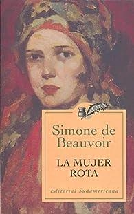 La Mujer Rota par Simone de Beauvoir
