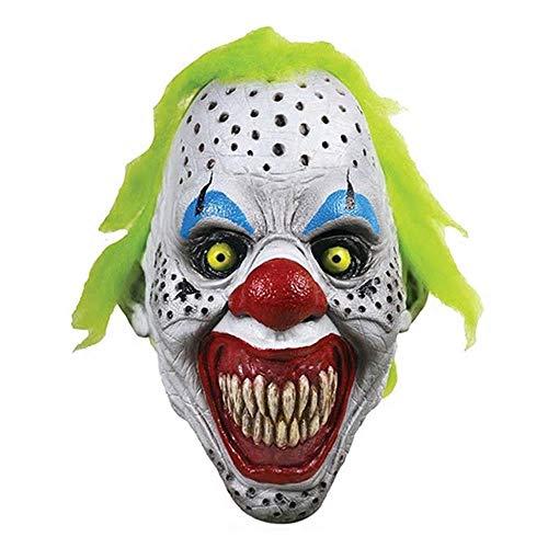 American Horror Story Cult Holes Clown Adult Latex Costume Mask