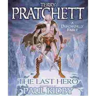 TheLast Hero by Pratchett, Terry ( Author ) ON Aug-15-2002, Paperback