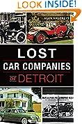 #7: Lost Car Companies of Detroit