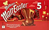 Maltesers Malt Easter 5 Milk Chocolate Bunnies 145g (5x29g)