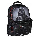 Lego Star Wars mit Sporttasche Kinder-Rucksack, Black