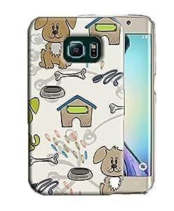PrintFunny Designer Printed Case For SamsungNote5Edge