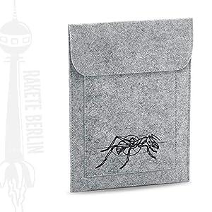 Tablet Filzhülle 'Ameise – gezeichnet'