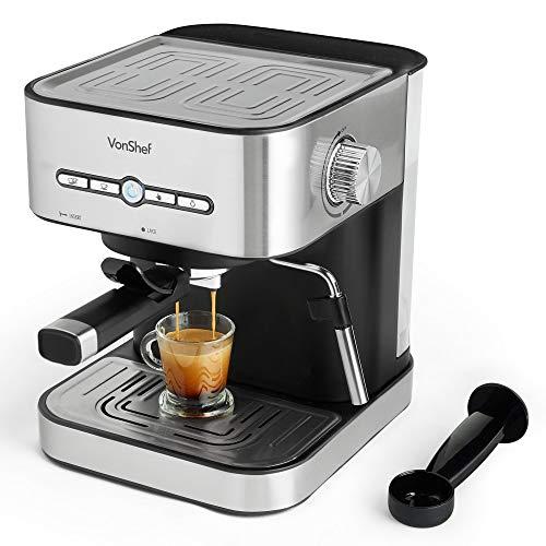 VonShef Espresso Machine