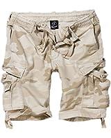 Brandit Herren Heavy Weight Cargo Shorts