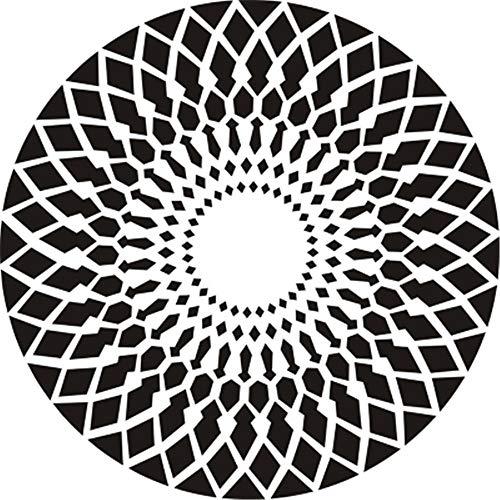 Tapete interior puerta felpudo Indian Zen Brillante