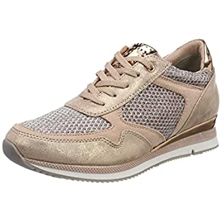 MARCO TOZZI Women's 23701 Low-Top Sneakers