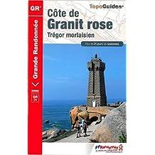 Cote de Granit Rose NED - 22-29 - GR - 346: Plus de 25 jours de randonnee`