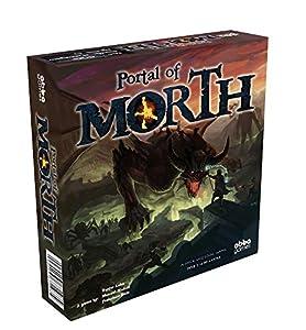 Abba games- Juego de Mesa Portal of Morth, Multicolor (8437010935138)