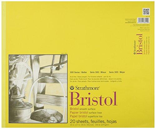strathmore-liscio-bristol-pad-342-14-14-x-17