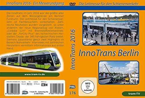 Preisvergleich Produktbild InnoTrans Berlin: Ein Messerundgang zum Thema Nahverkehr