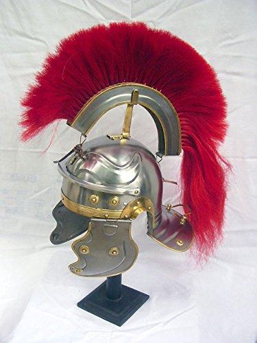 Römisch/Griechisch Gallic Helm, Centurio-re-//enactment larp Rollenspiel/fancy Kleid Theater /