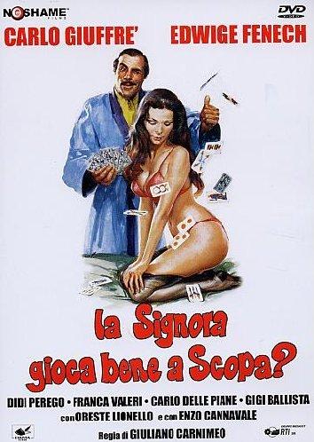 Preisvergleich Produktbild La Signora gioca bene a Scopa