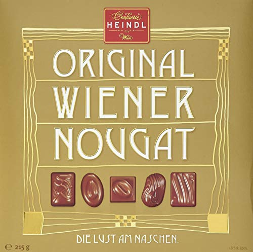 Heindl Original Wiener Nougat, 215 g
