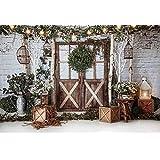 WaW fotoachtergrond Kerstmis
