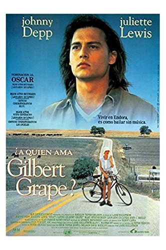 ¿A quién ama Gilbert Grape? (Spanien Import, siehe Details für Sprachen) (Gilbert Grape Dvd)