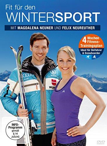 Fit für den Wintersport – Mit Magdalena Neuner und Felix Neureuther